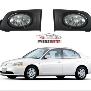 Honda Civic 2001-2003 Fog Lamps