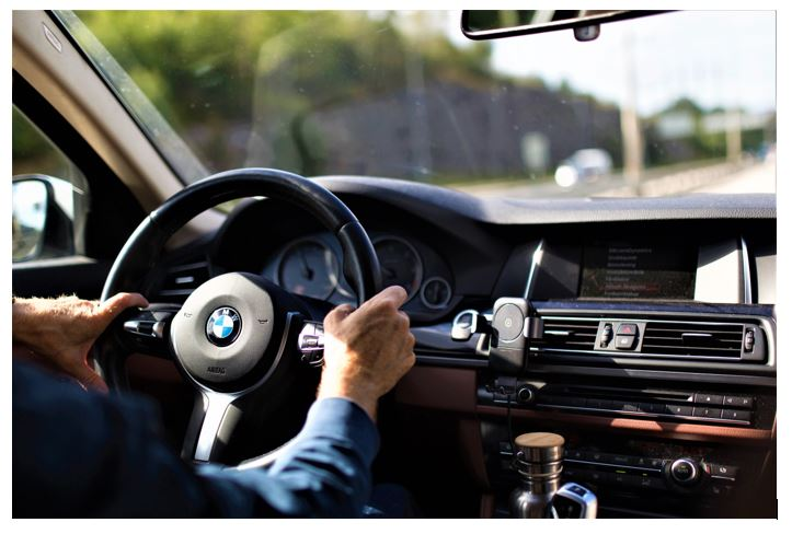 driving bmw personality