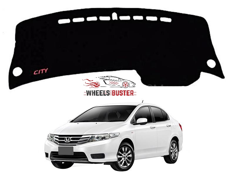 honda city dashboard mat