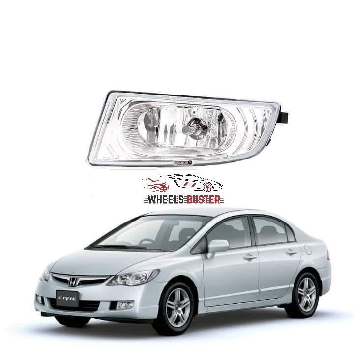 Honda Civic Reborn Fog Lamps 2007 - 2012